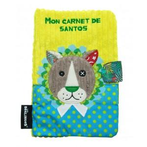 Protege Carnet de Sante Jelekros Le Lion