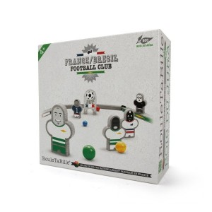 Coffret Collection Football Club Roule ta Bille