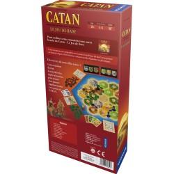 Boite de Catan Extension 5 et 6 Joueurs