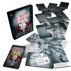Boite de 50 Clues Le Destin de Leopold